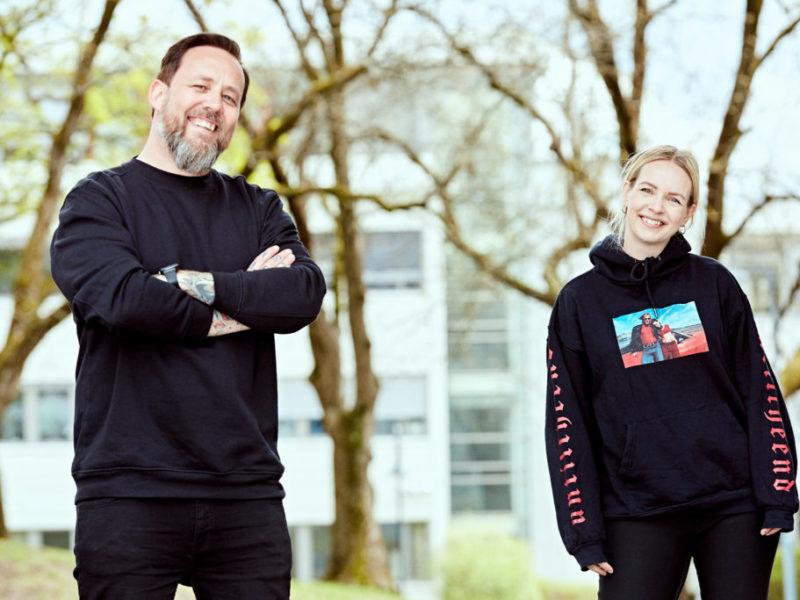 Tarjei Ström og Christine Dancke leder utdelingen av Spellemann 2019