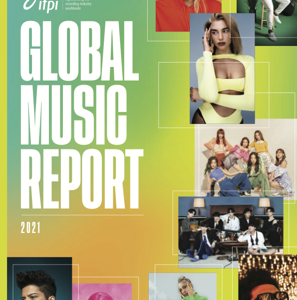 IFPIs Global Music Report 2021