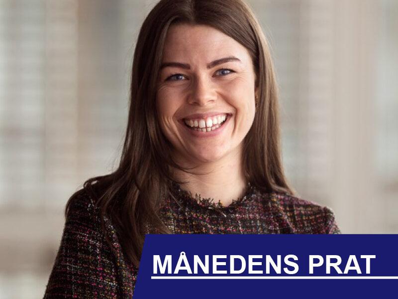 Månedens prat: Regine Skjeltorp Antonsen, Kluge Advokatfirma