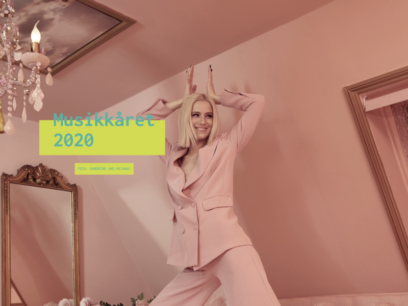 IFPI Norges årsrapport for 2020